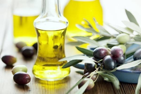 Mặt nạ tự nhiên từ dầu olive