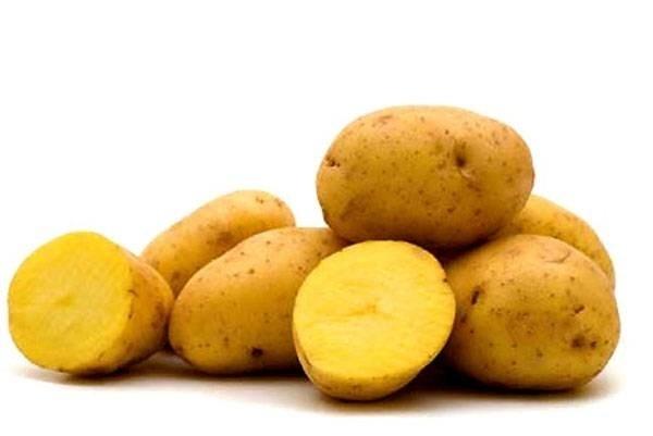 Mặt nạ tự nhiên từ khoai tây