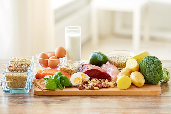Chế độ dinh dưỡng tốt để cải thiện chất lượng trứng
