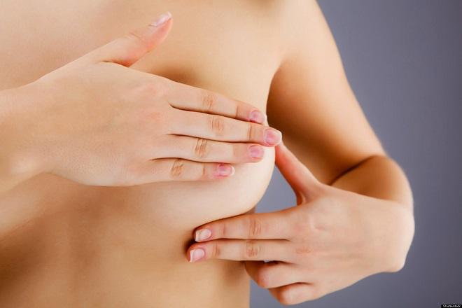 Đau ngực là dấu hiệu mang thai