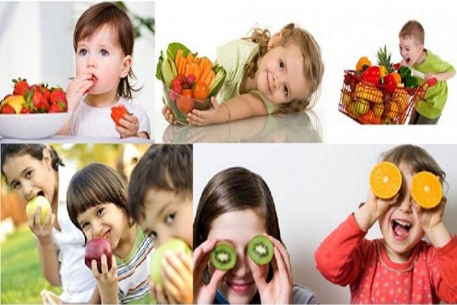 Dinh dưỡng đủ chất để trẻ tăng chiều cao hiệu quả