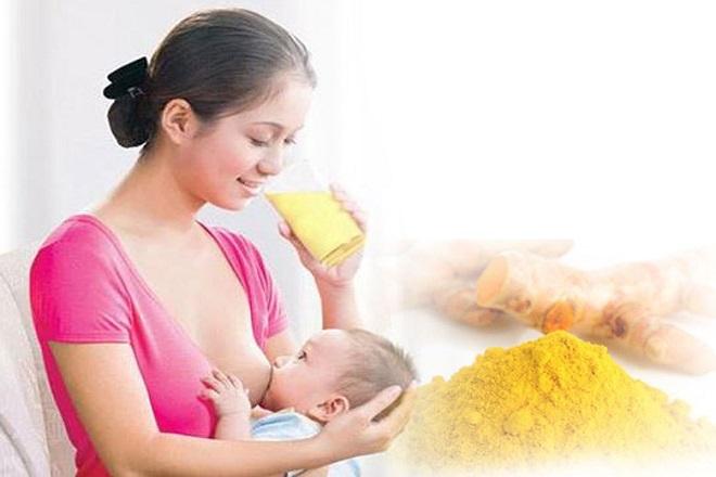 nghệ cho mẹ sau sinh