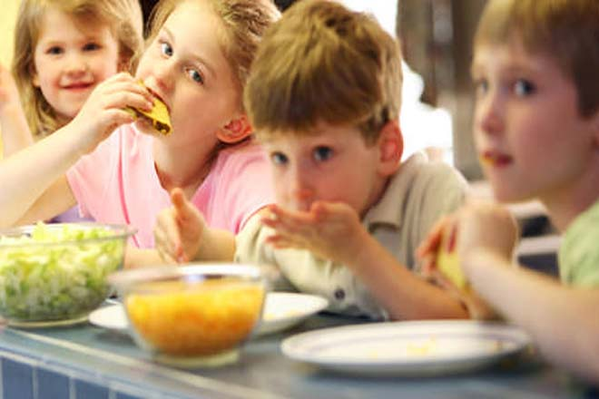 Mỗi đứa trẻ có thói quen ăn uống khác nhau