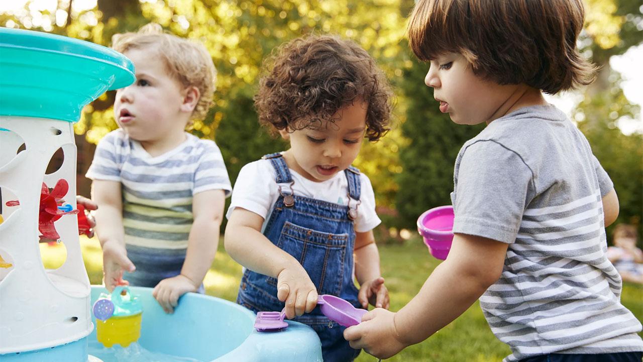 Trẻ 1 đến 3 tuổi