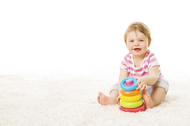 Trẻ 12 đến 15 tháng