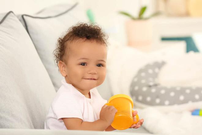 Trẻ thay đổi thói quen ăn uống