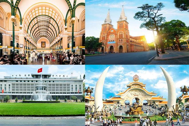 du lịch Sài Gòn