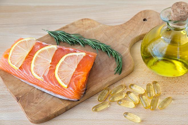 Thực phẩm giàu vitamin D