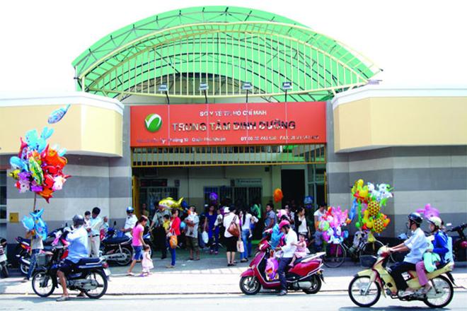 Trung tâm Dinh dưỡng Tp. HCM