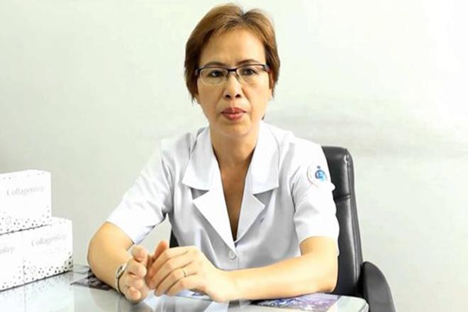 Bác sỹ Nguyễn Thị Hoa