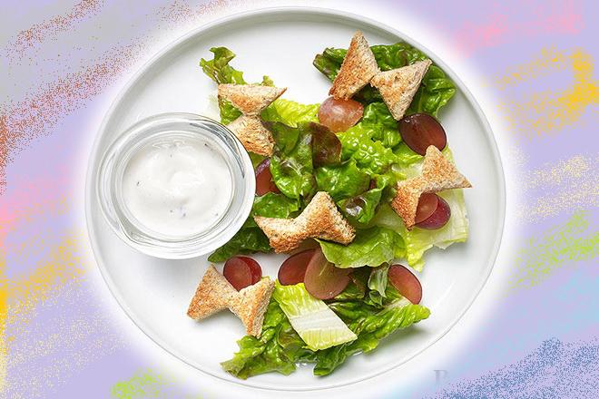 Salad bươm bướm