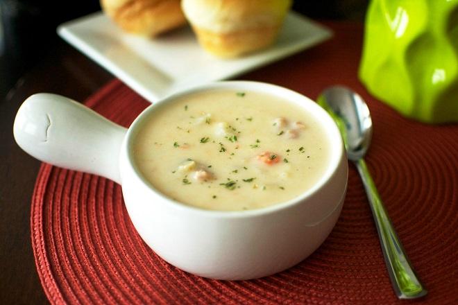 potato beef soup