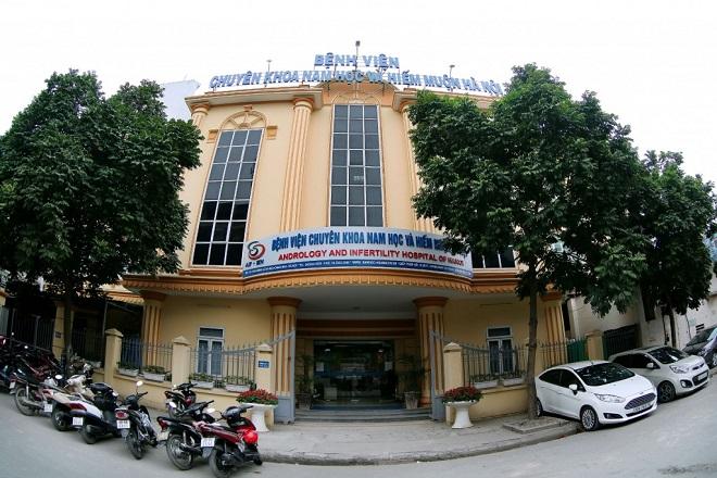 Bệnh viện chuyên khoa nam học và hiếm muộn Hà Nội