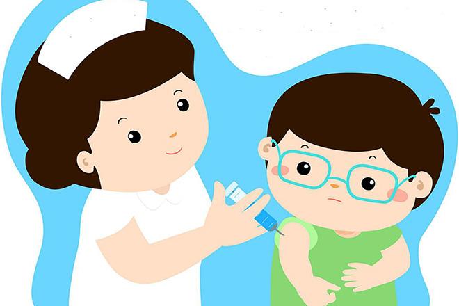 Chích ngừa cho trẻ