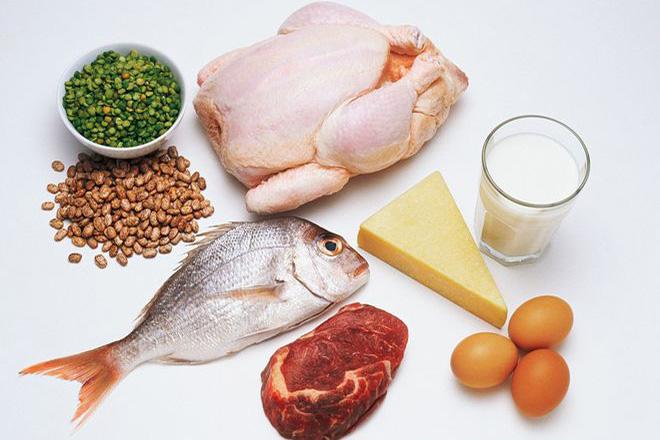 Thực phẩm giàu dinh dưỡng