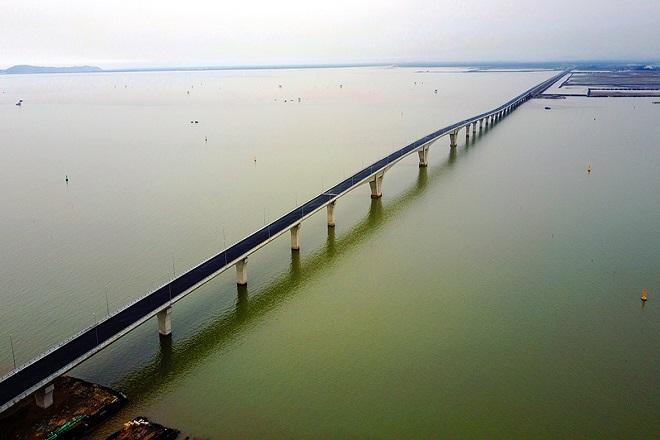 cầu vượt biển