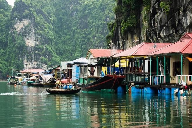 làng chài cổ nhất Việt Nam