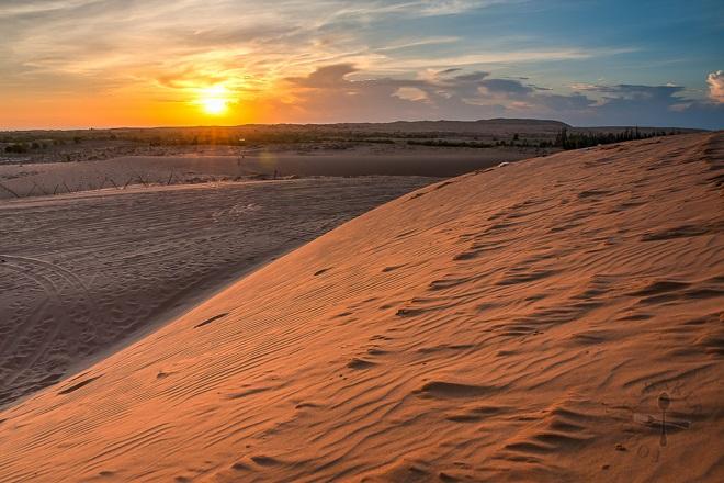bãi cát