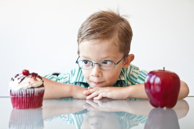 Dinh dưỡng cho trẻ chưa hợp lý khoa học