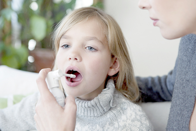 Chăm sóc đường thở cho trẻ