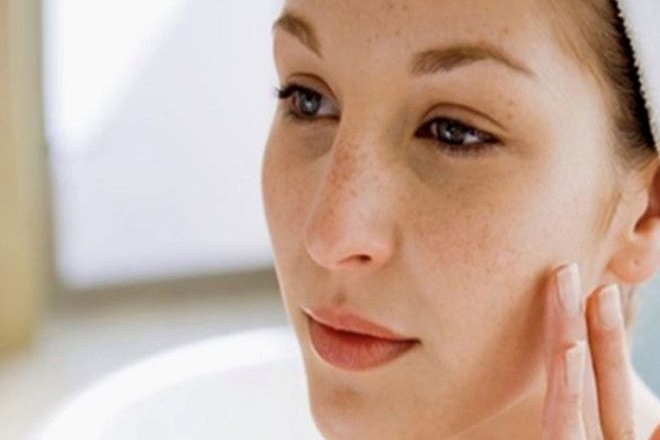 Da mặt mẹ sau sinh