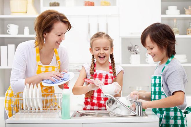 Cách dạy trẻ 5 tuổi về trách nhiệm