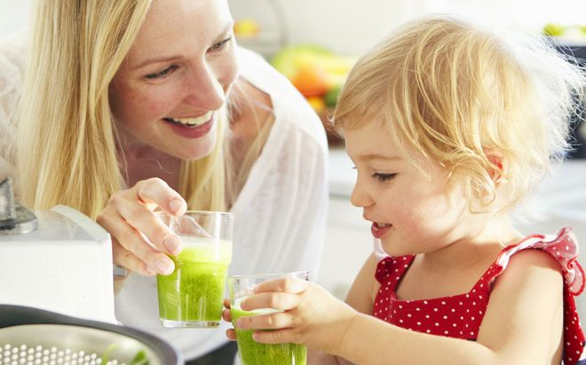 Giúp trẻ cảm nhận mùi vị của nhiều thực phẩm