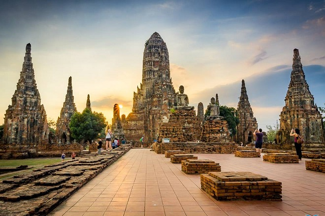 Kinh đo Ayutthaya