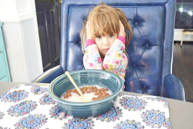 Trẻ không muốn ăn
