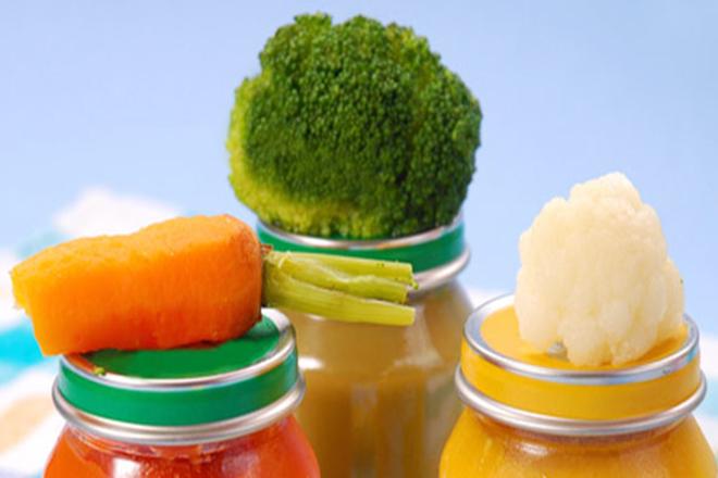 Khuyến khích trẻ thử thực phẩm mới
