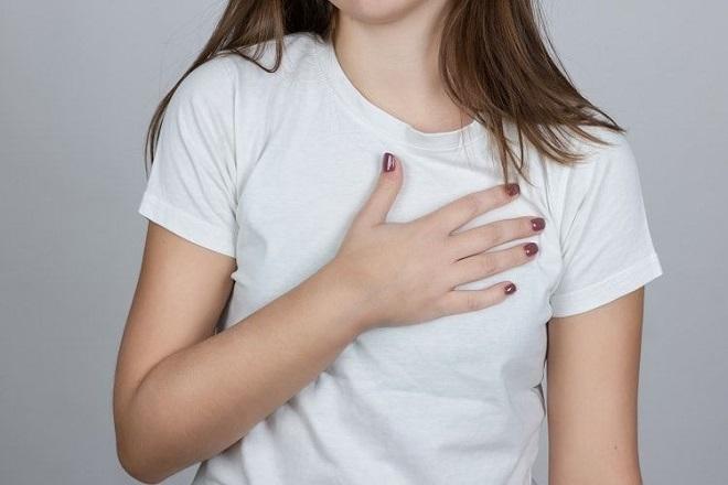 dấu hiệu đau ngực
