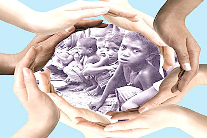 Suy dinh dưỡng ở trẻ em được quan tâm