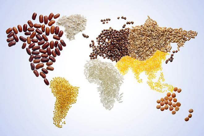 Thực phẩm toàn cầu