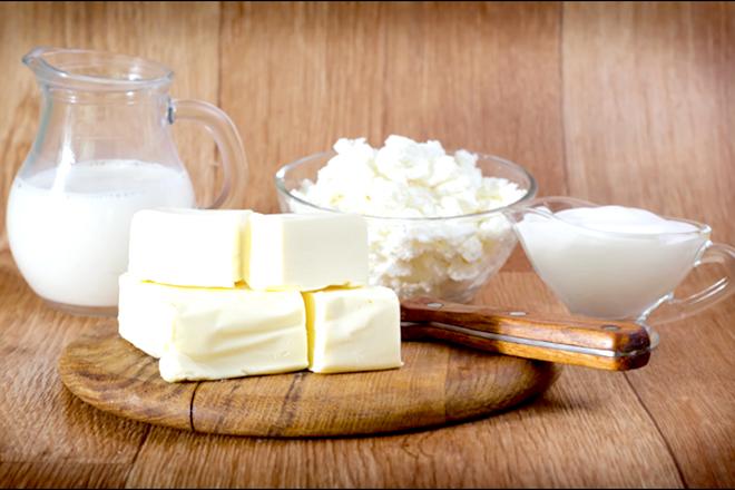 Sữa và chế phẩm sữa