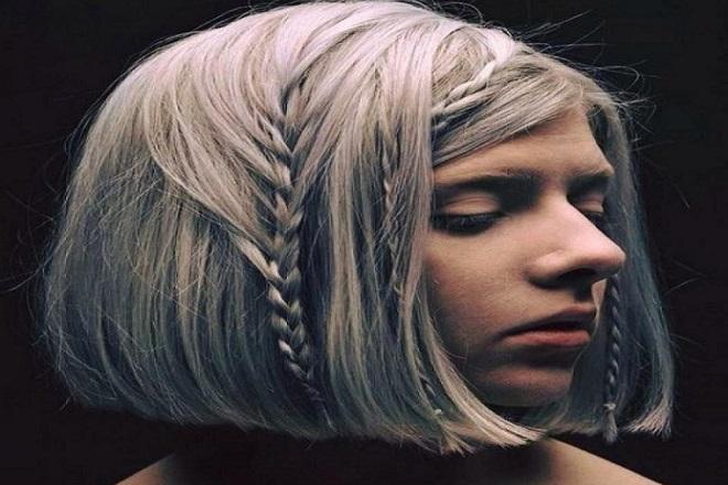 tết lọn tóc