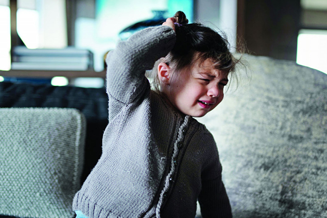 Trẻ tự hại bản thân