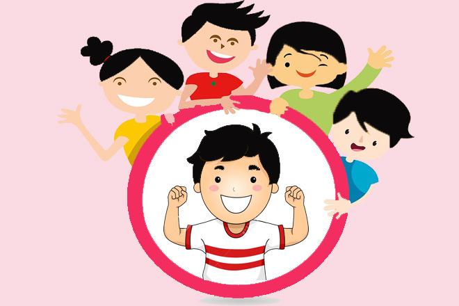 Trẻ khỏe mạnh