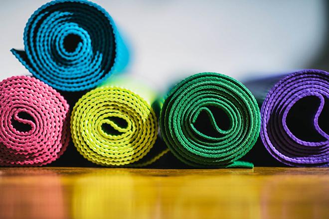Thảm yoga
