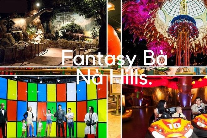 Công viên Fantasy