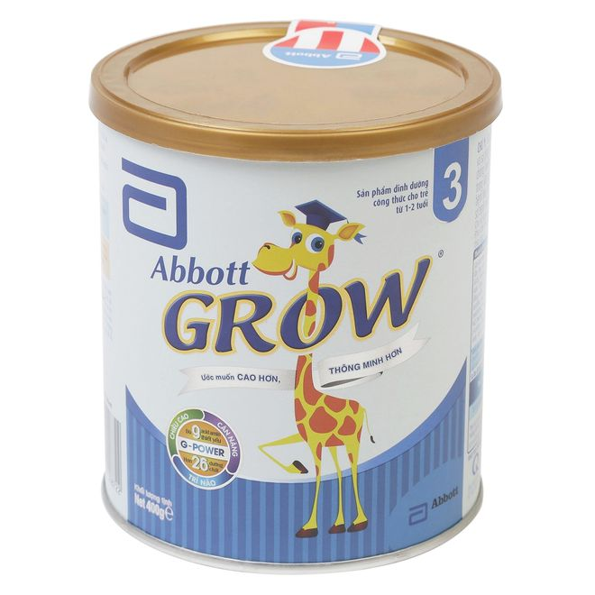 Sữa abbott Grow 3