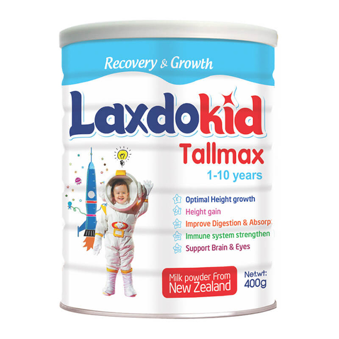 Sữa Laxdo Kid