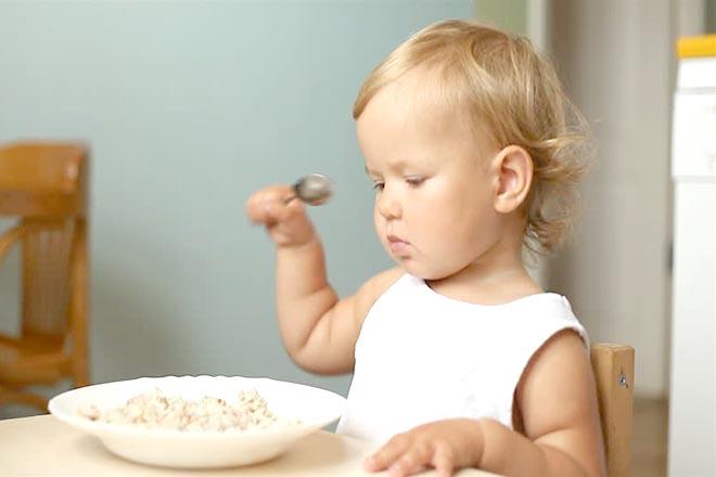 Món ăn cho trẻ em 2 tuổi