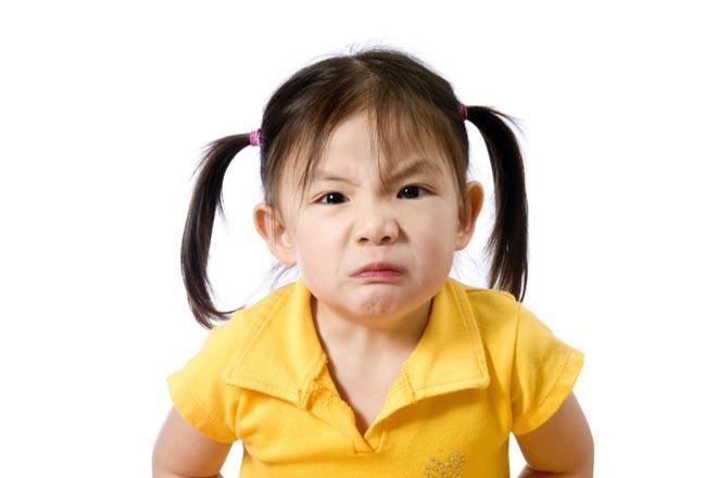 Trẻ mầm non biết tỏ thái độ