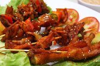 3 cách làm chân gà nướng muối ớt, mật ong và sa tế chuẩn ngon