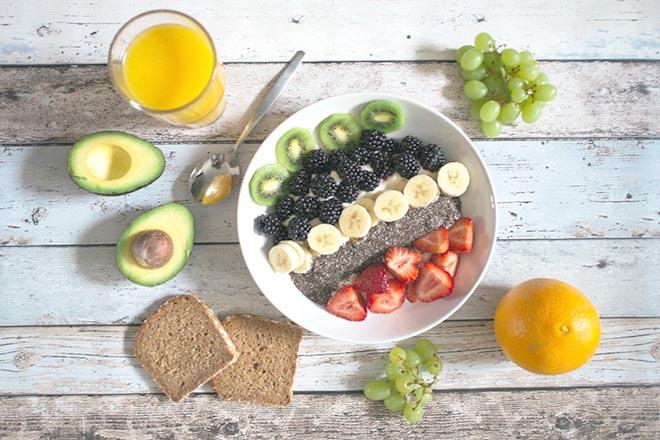 Chế độ dinh dưỡng và kế hoạch ăn uống lành mạnh