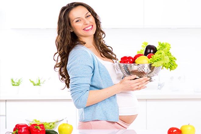 Chọn thực phẩm lành mạnh cho thai kỳ