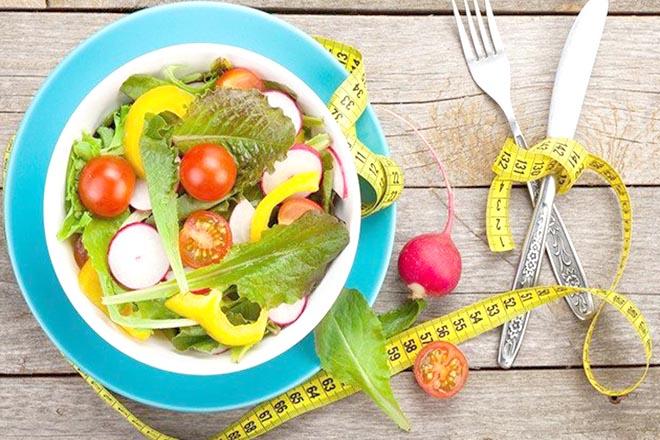 Thực đơn giảm cân nghiêm ngặt