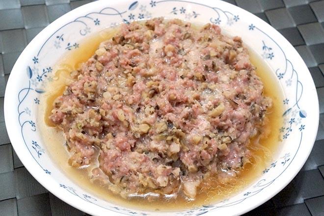 Thịt hấp