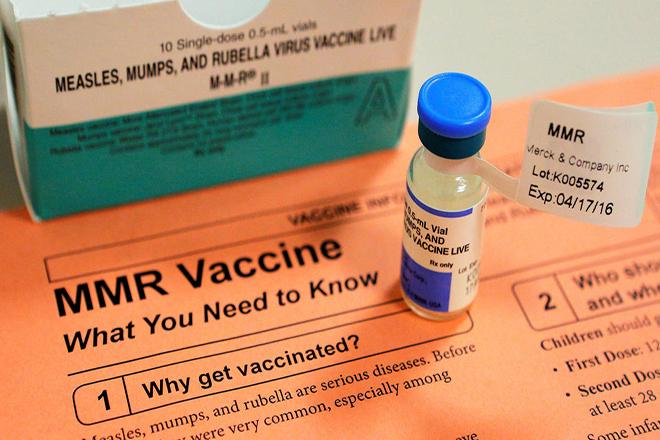 Vắc xin MMR
