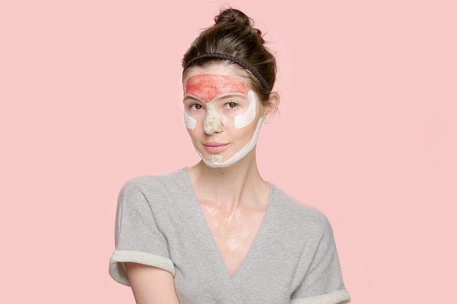 phương pháp đắp mặt nạ Multi   Masking.